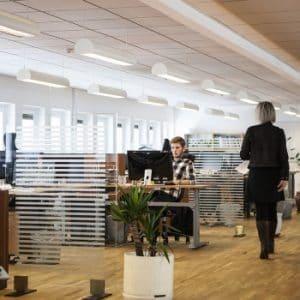 4 najważniejsze zasady BHP podczas pracy w biurze